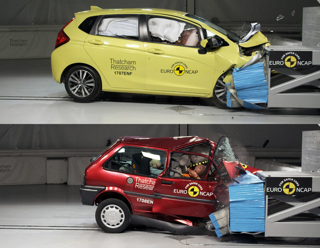 Have New Safety Features In Cars Saved Lives In