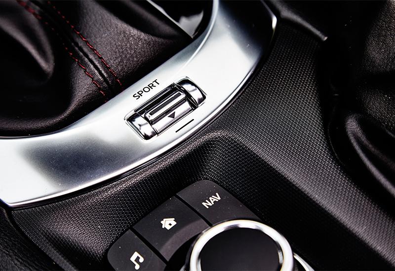 Mazda MX-5 Sport mode