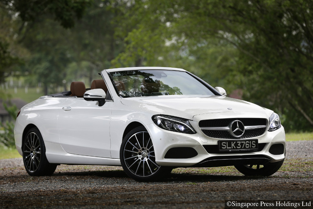 Mercedes-Benz C300 Cabriolet review | Torque