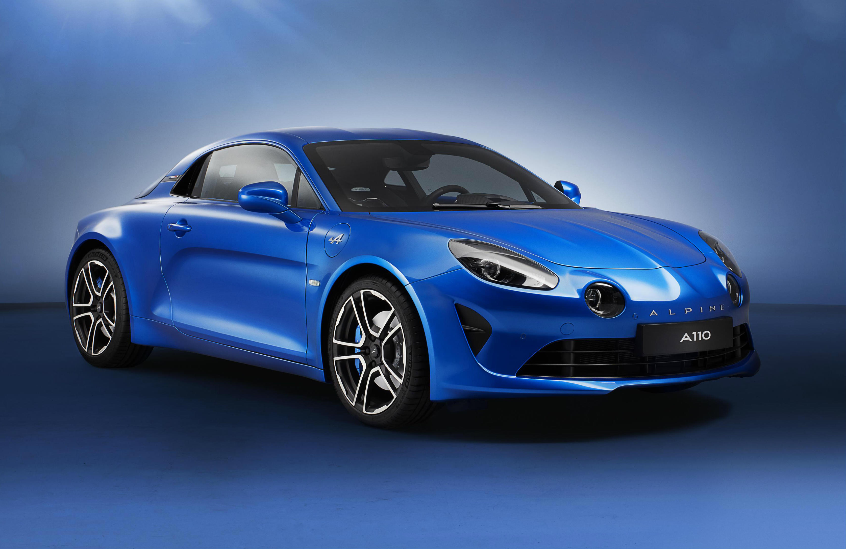 Alpine A110 Is A Compact And Agile French Sports Car Torque