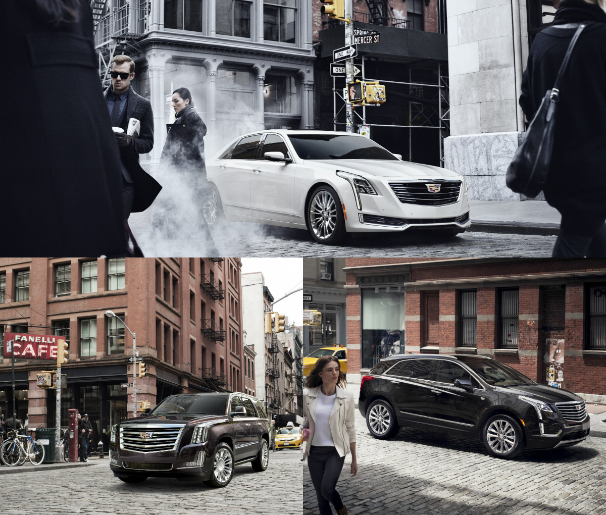 Cadillac Introduces First-of-its-kind Luxury Car