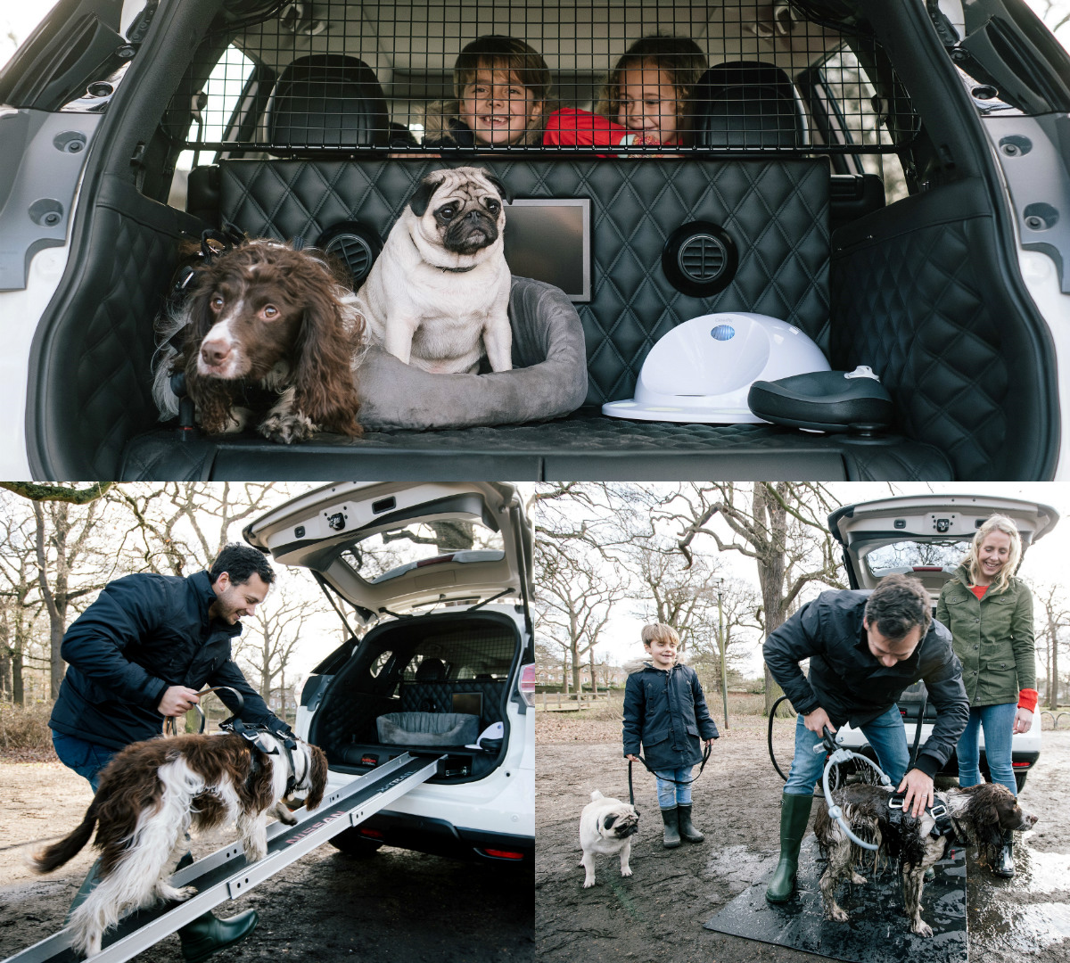 Nissan X Trail For Dogs >> Nissan X Trail 4dogs Is The Pawfect Car For Your Canine