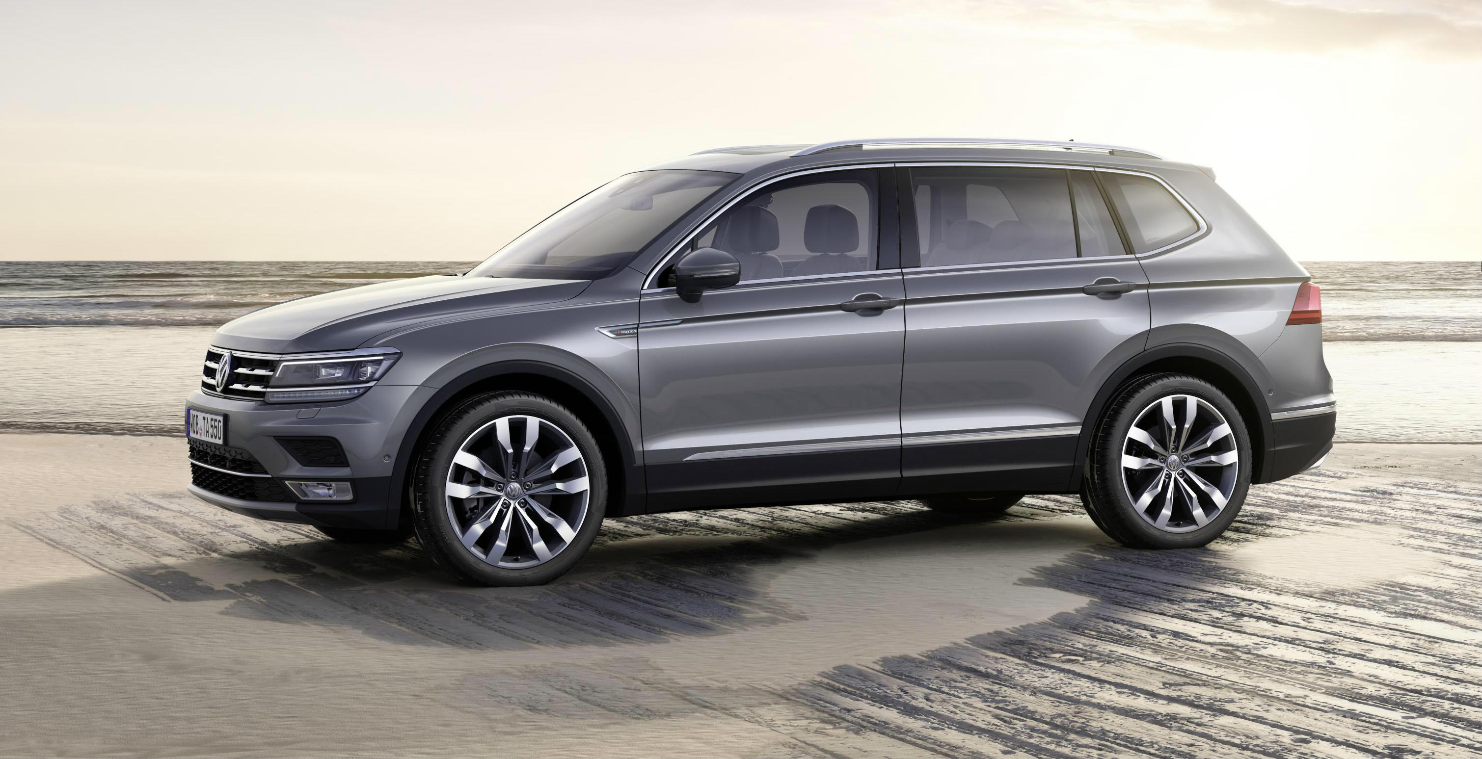 Volkswagen Tiguan Allspace Offers More Room And Seven Seat