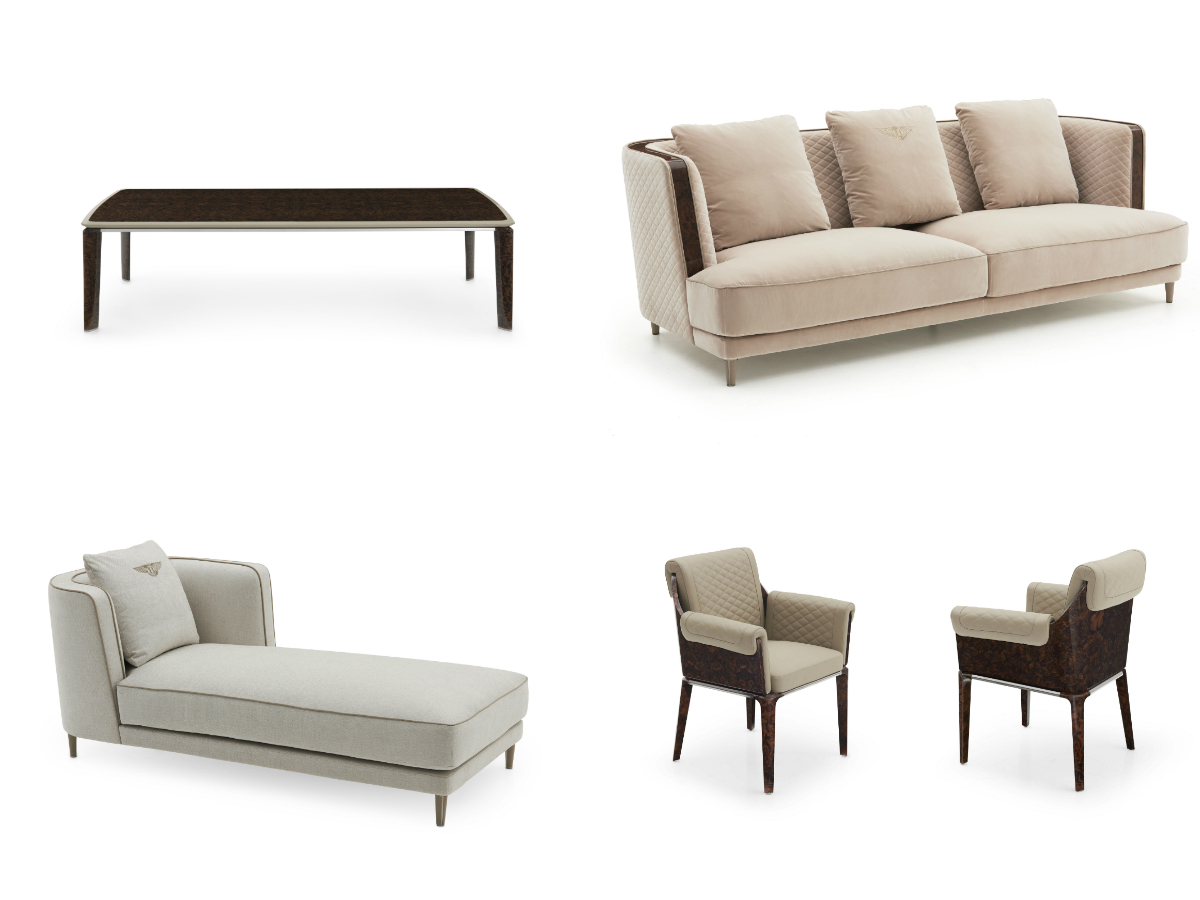 Bentley Home debuts new furniture collection for 2017 | Torque