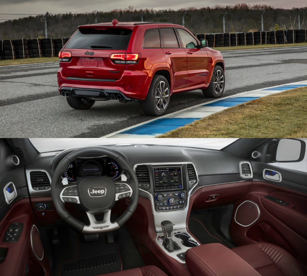 Jeep Grand Cherokee Trackhawk Is The Quickest And Most Powerful Suv Ever Torque
