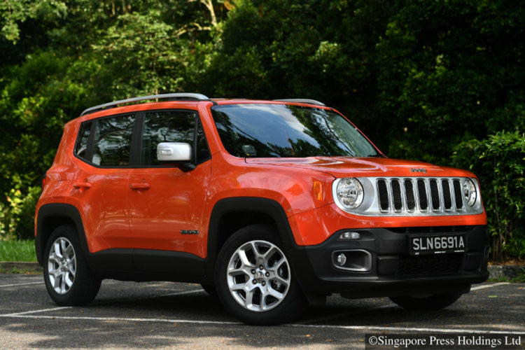 Jeep Renegade Review Torque