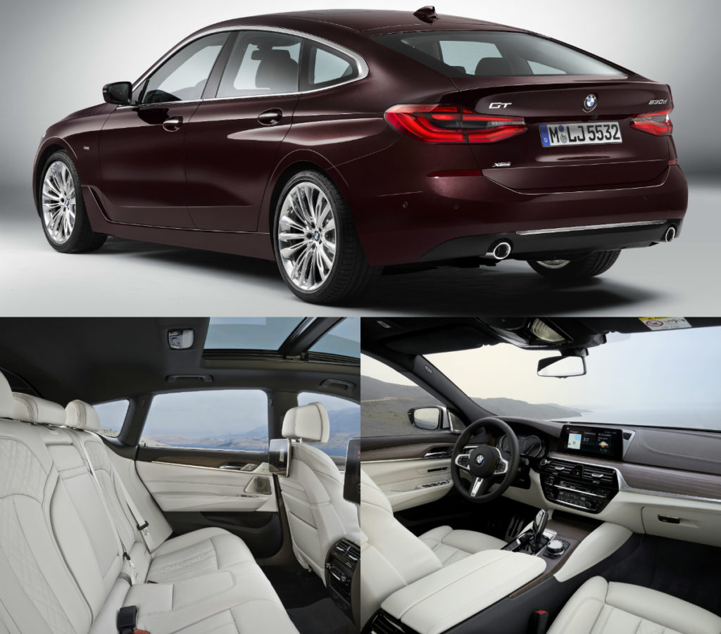 Bmw 6 Series Gran Turismo Is The Practical Hatchback Variant Of The 5 Series Torque