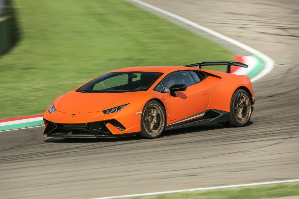 Lamborghini Huracan Performante Review Torque