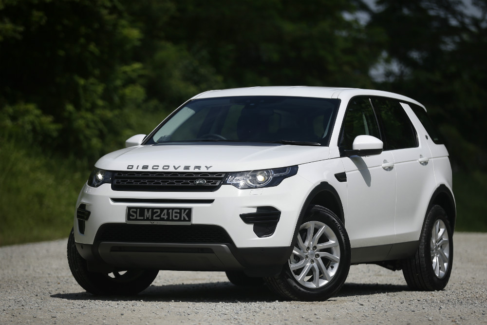 land rover discovery sport td4 review torque. Black Bedroom Furniture Sets. Home Design Ideas