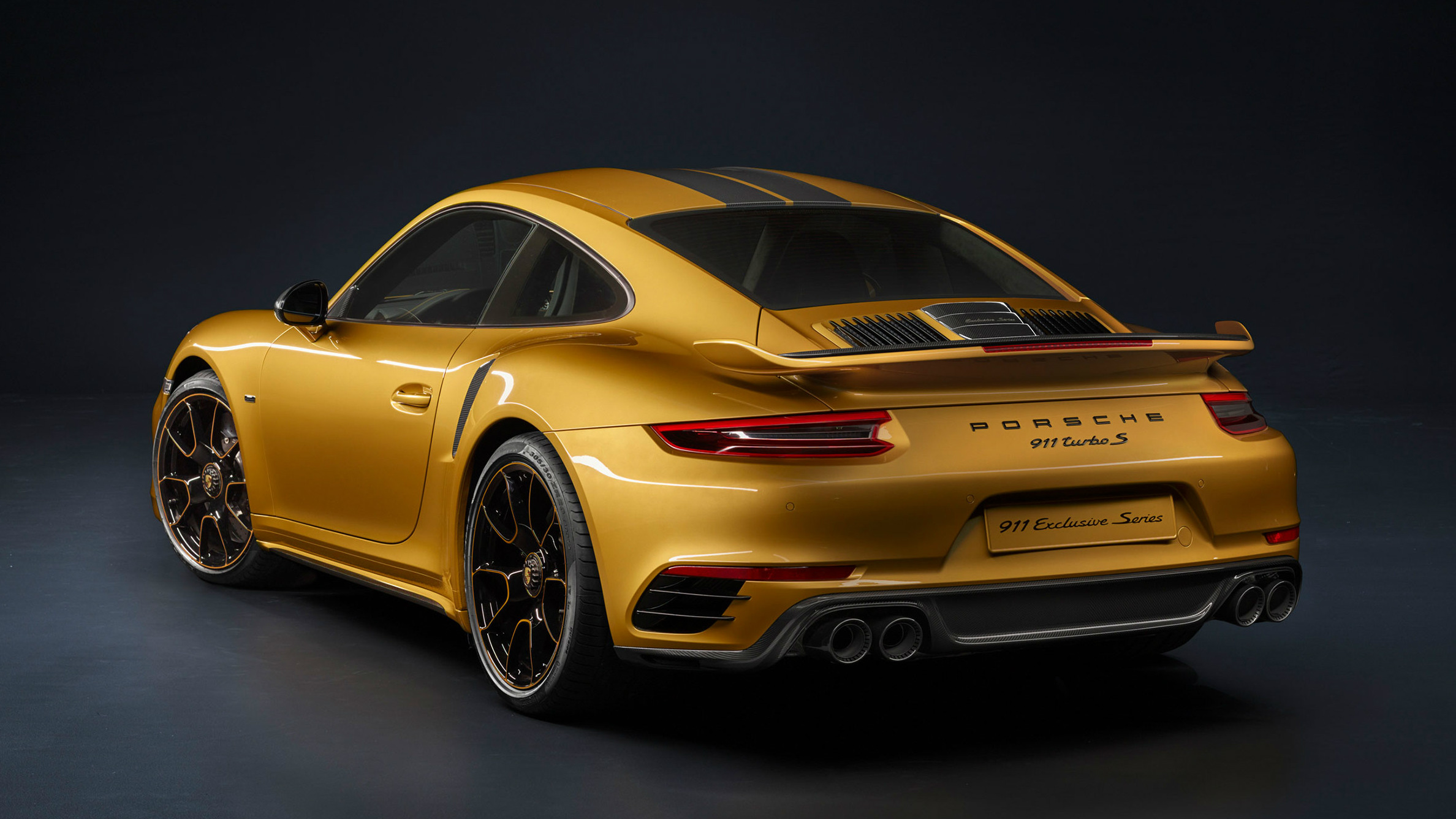 Porsche 911 Turbo S Exclusive Series Is Limited To 500