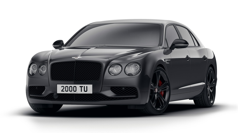 Bentley Flying Spur V8 S Black Edition Torque