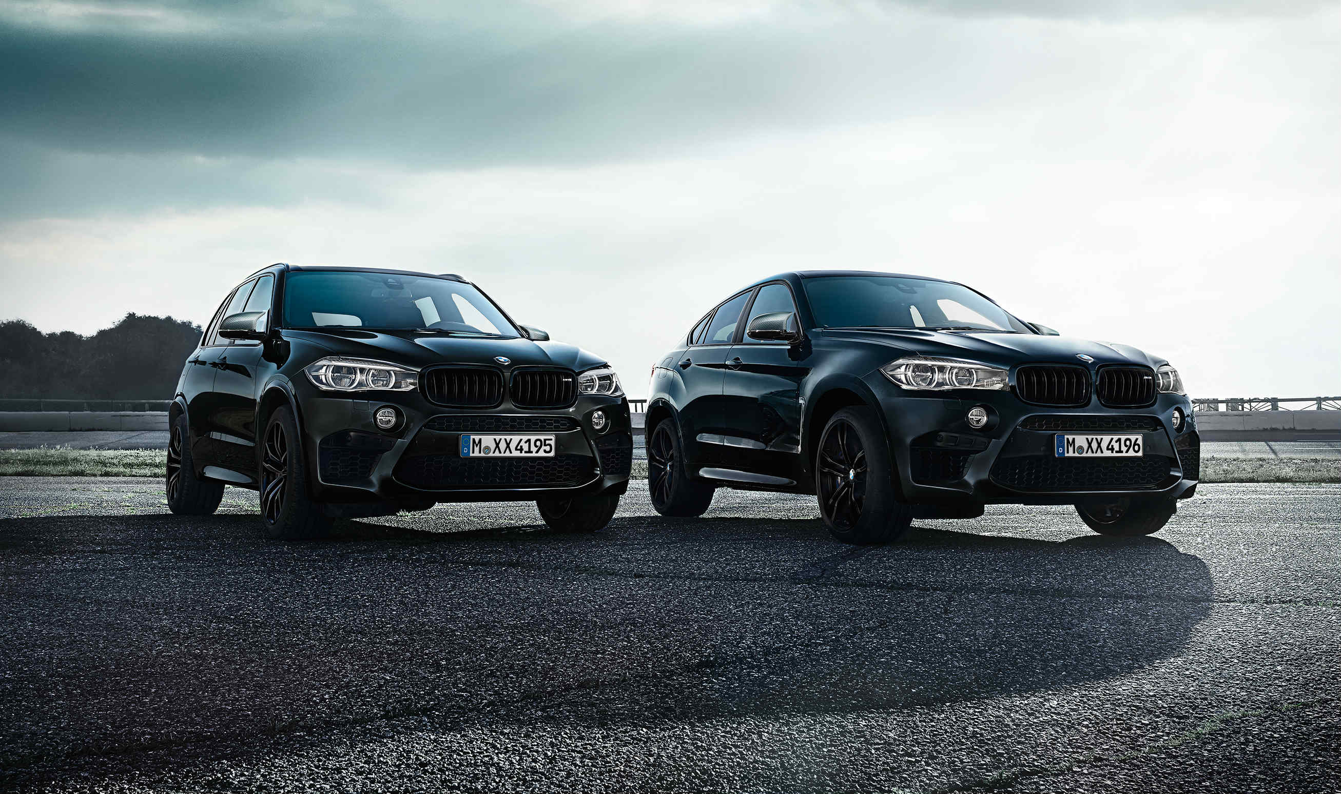 Bmw S Black Fire Edition Of The X5 M And X6 M Torque