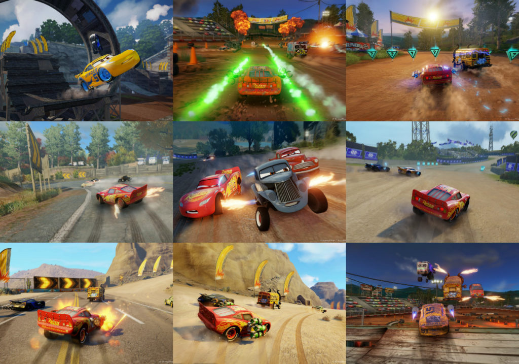 Cars 3 Driven To Win Is A New Racing Game Inspired By The Disney Pixar Film Torque