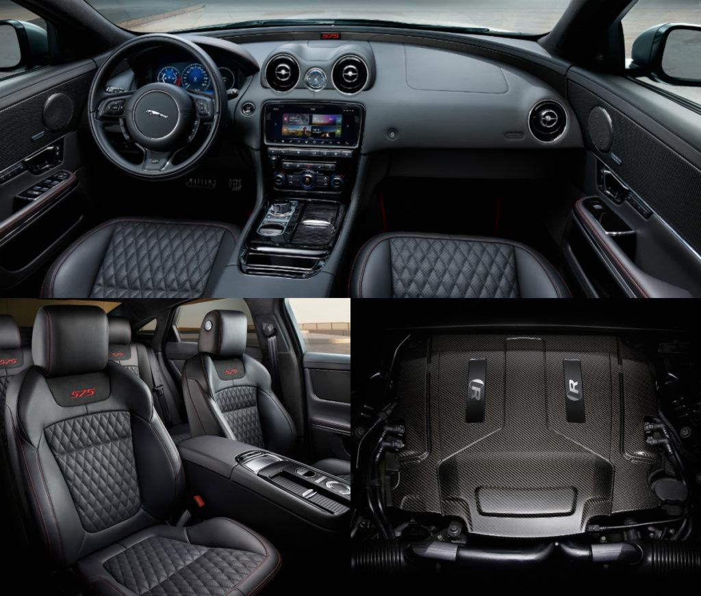 Jaguar Sport: XJR575 Is The 575bhp Performance Flagship Of Jaguar's 2018