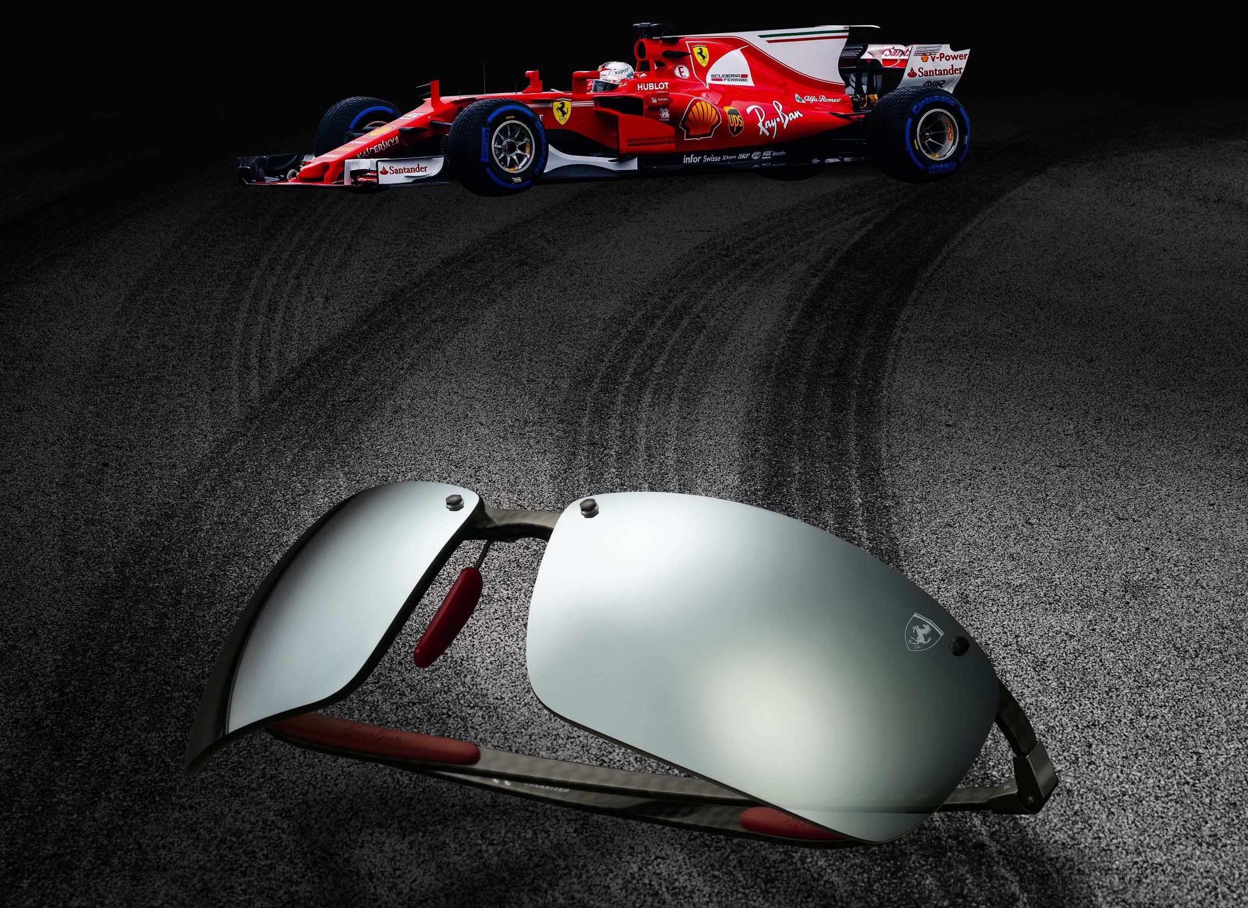 366a244a7f Ray-Ban for Scuderia Ferrari collection 2017