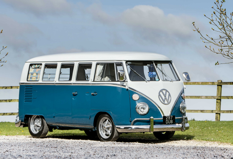 a fully restored 1967 volkswagen t1 camper worth 90 000. Black Bedroom Furniture Sets. Home Design Ideas