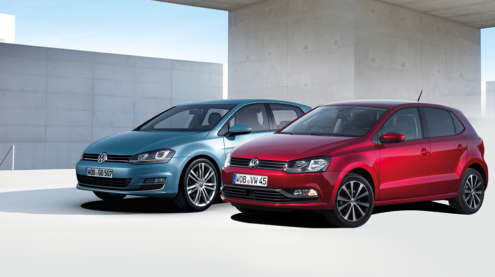 Balancing Act - The Volkswagen Golf and Polo models are perfect examples of the advantages of rightsizing