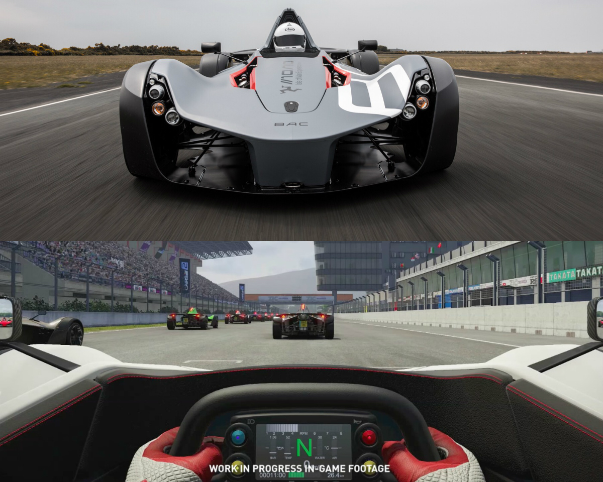 get behind the wheel of the bac mono with project cars 2. Black Bedroom Furniture Sets. Home Design Ideas