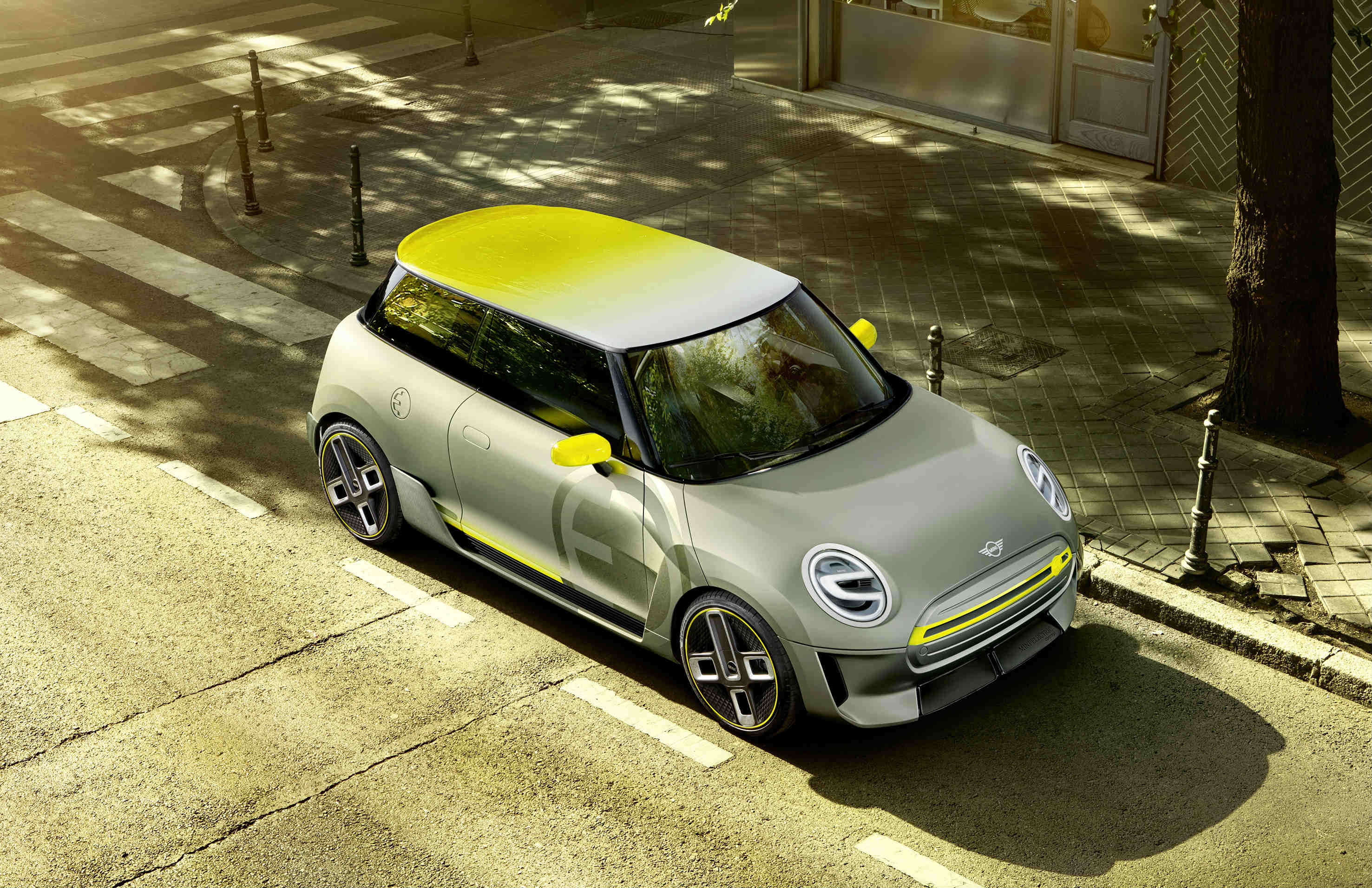 Mini Electric Concept Will Become A Production Model In 2019 Torque