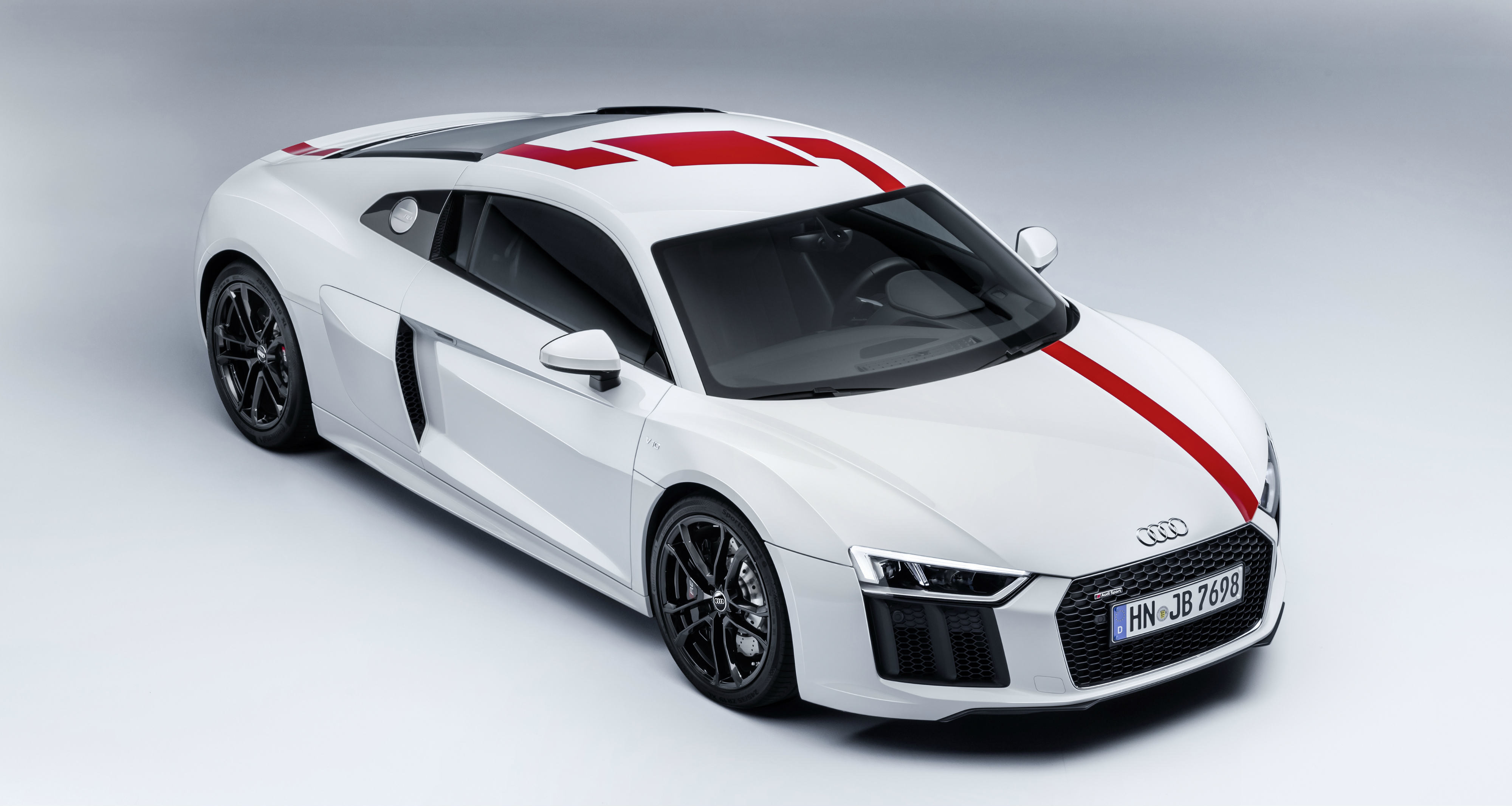 New Audi R V RWS Is A Reardrive Supercar Series Limited To - R8 audi