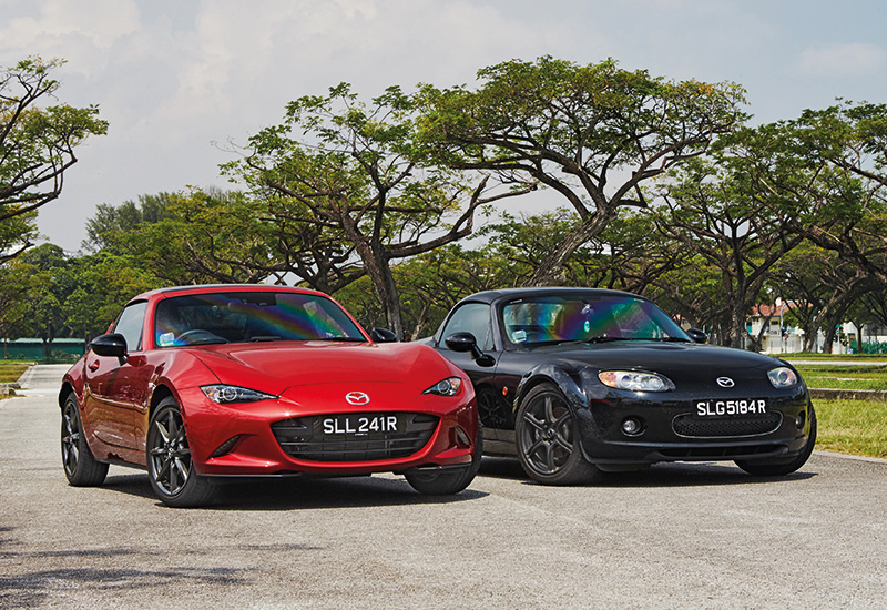 group test mazda mx 5 nd rf vs mazda mx 5 nc rc torque. Black Bedroom Furniture Sets. Home Design Ideas