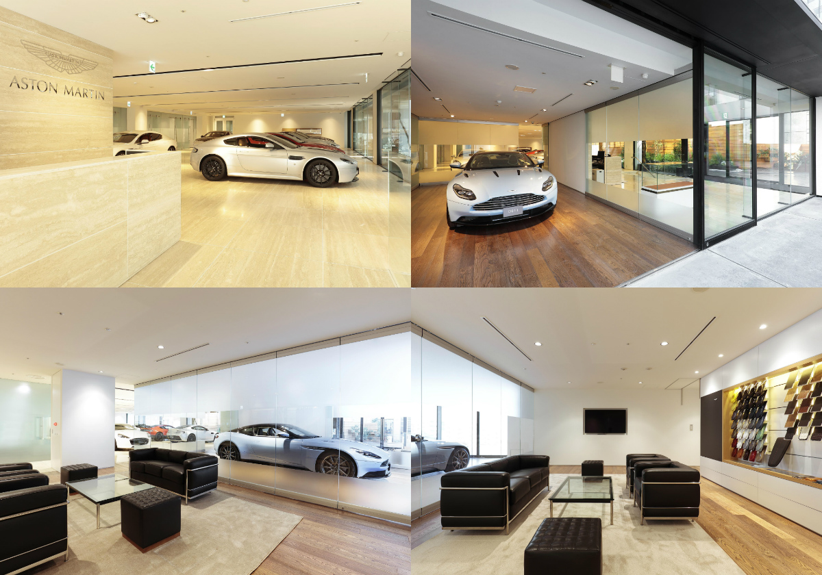 The Worlds Largest Aston Martin Dealership Opens In Tokyo Torque - Aston martin dealerships