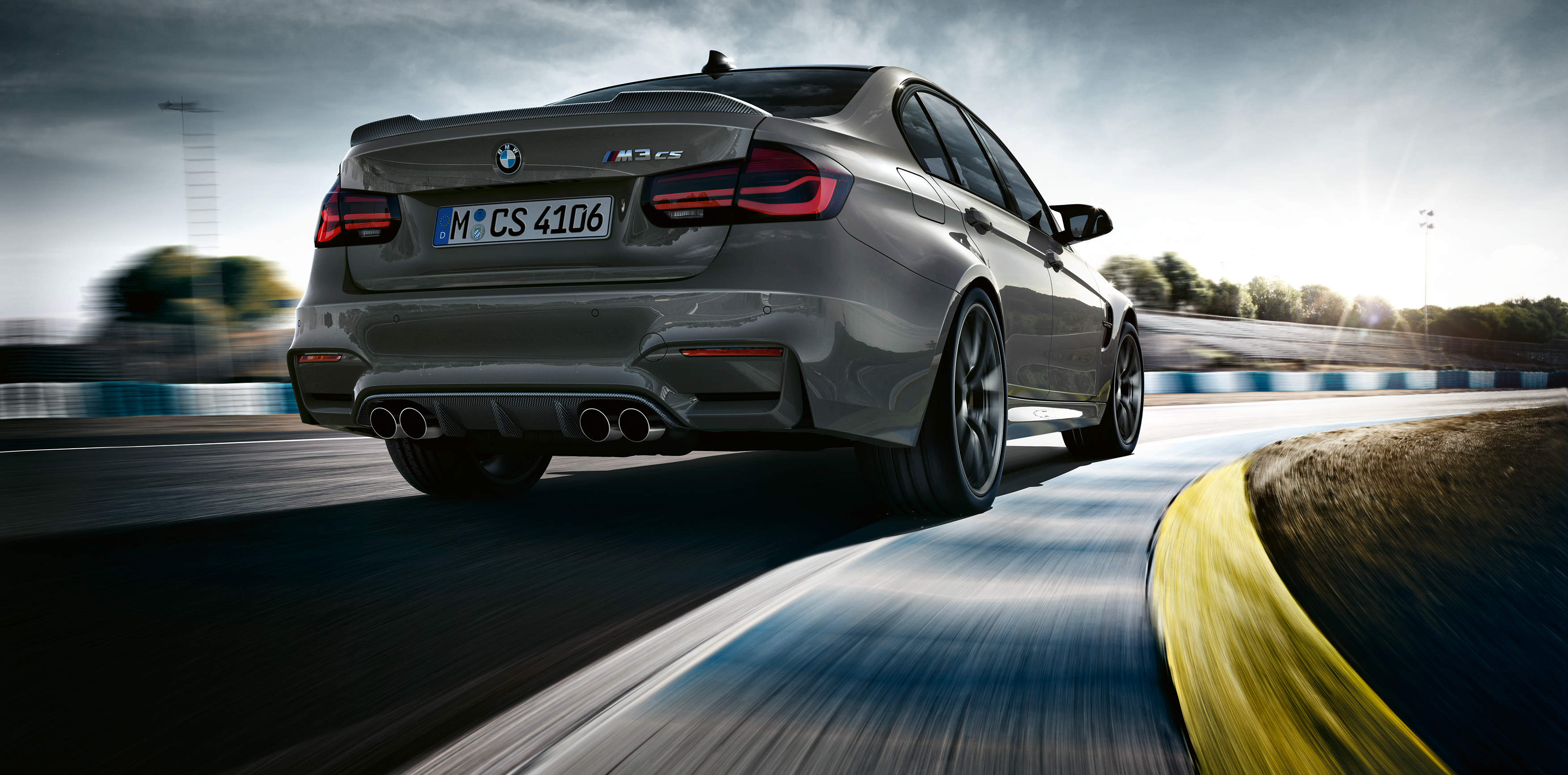 Bmw M3 Cs Is A Limited Run Special Edition Model Torque