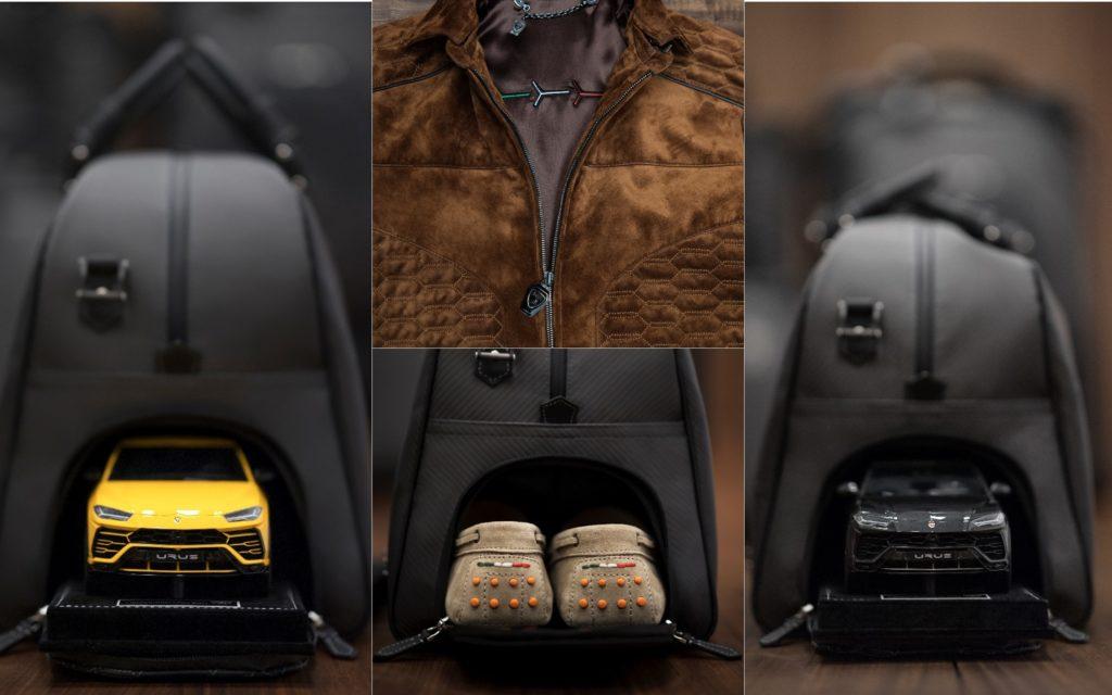 Lamborghini lifestyle goods to go with the Urus super SUV