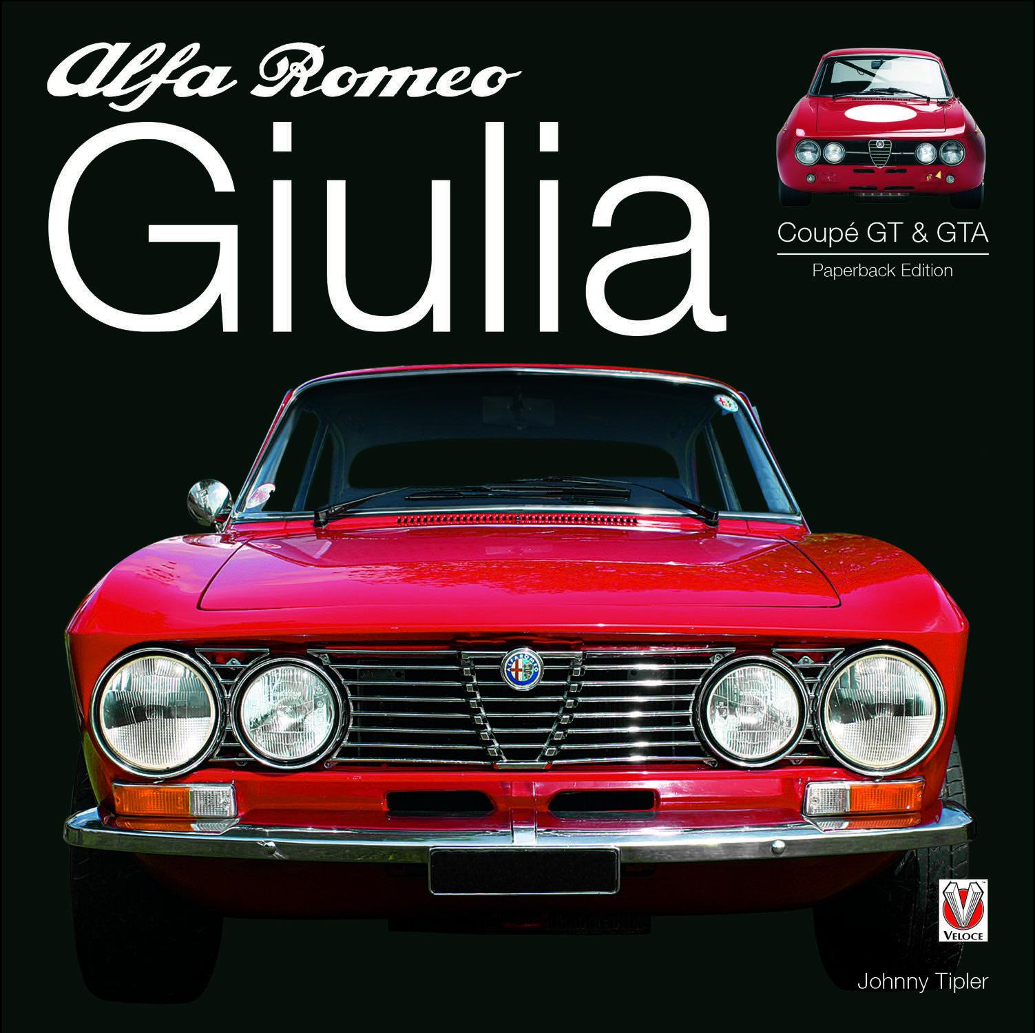 'Alfa Romeo Giulia GT & GTA'