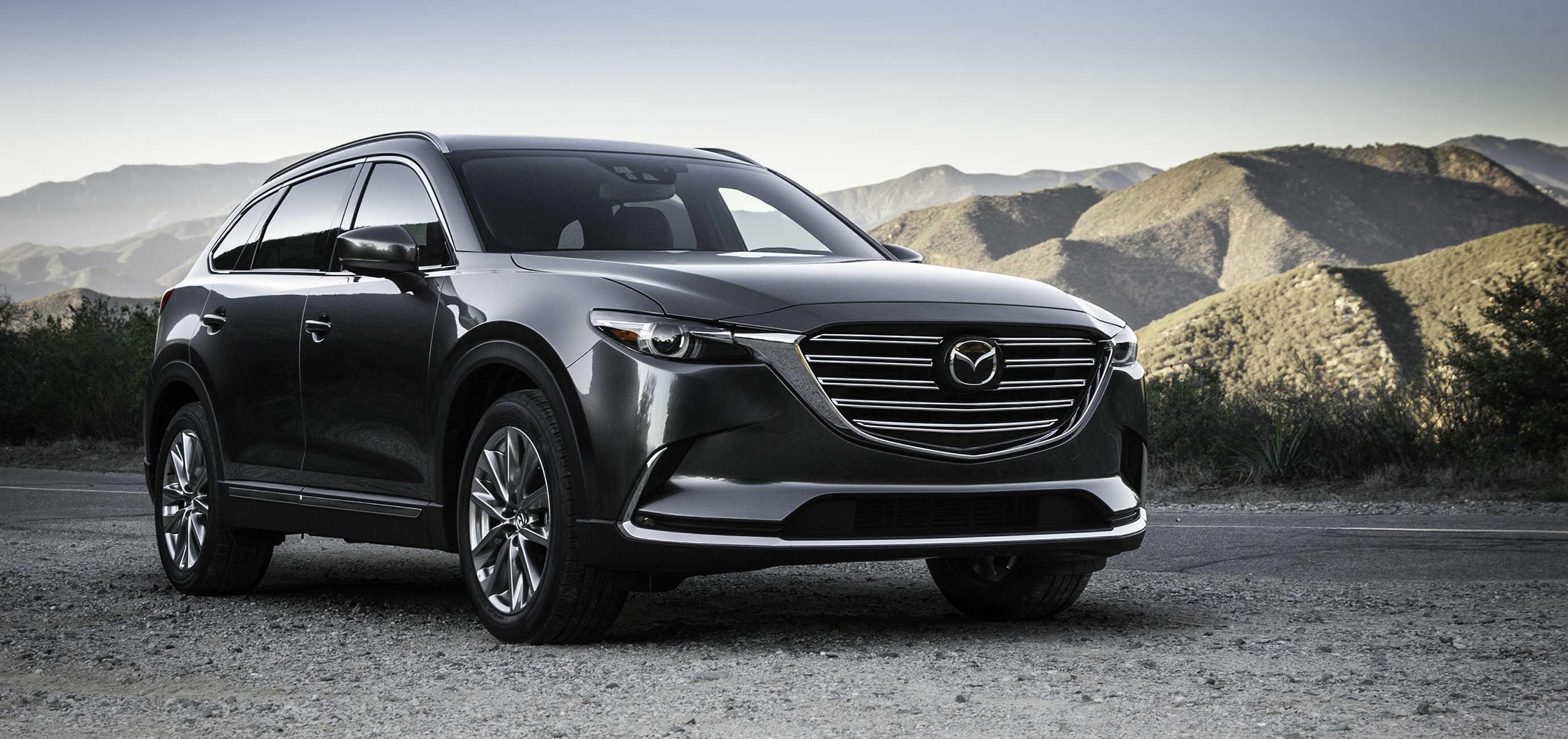 Mazda seven seater