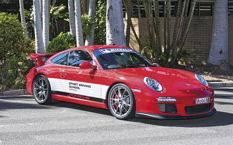 porsche sport driving school 911 gt3