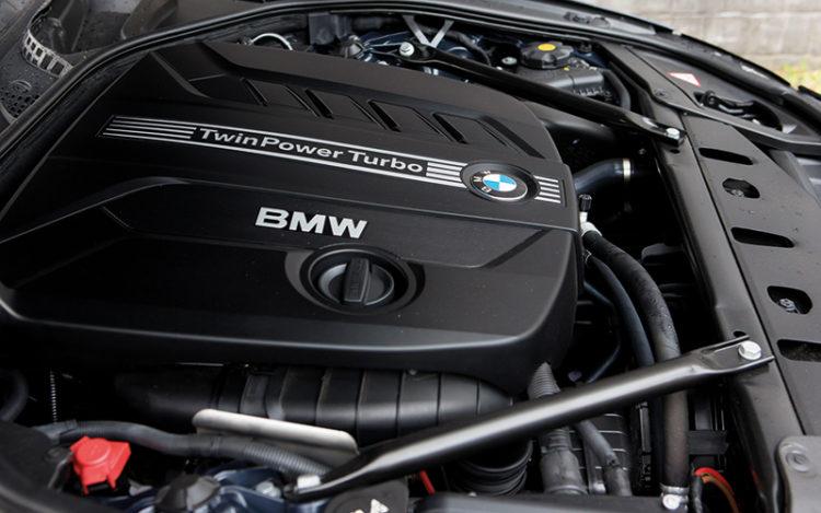 bmw 520i engine