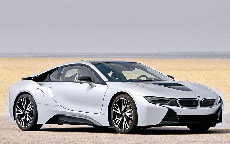 Bmw I8 Is A Super Green Coupe That Will Blow You Away Torque