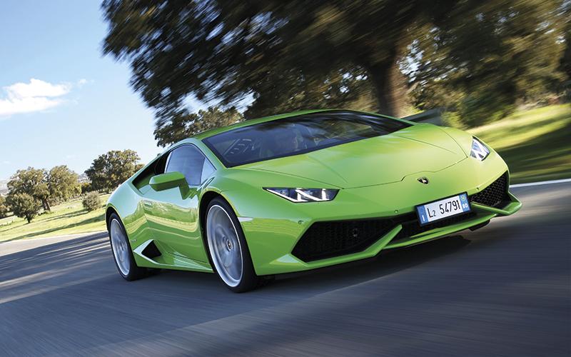 Lamborghini Huracan Drives Like A Hurricane Torque