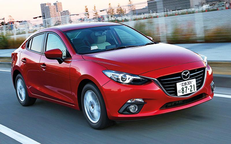 Mazda Axela Hybrid is powered by Toyota's Prius | Torque