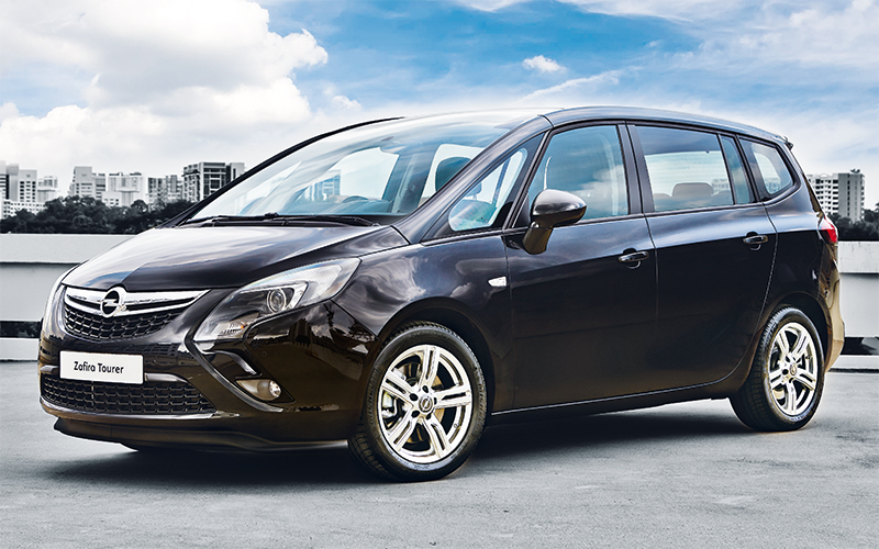 Opel Zafira Tourer Kokemuksia