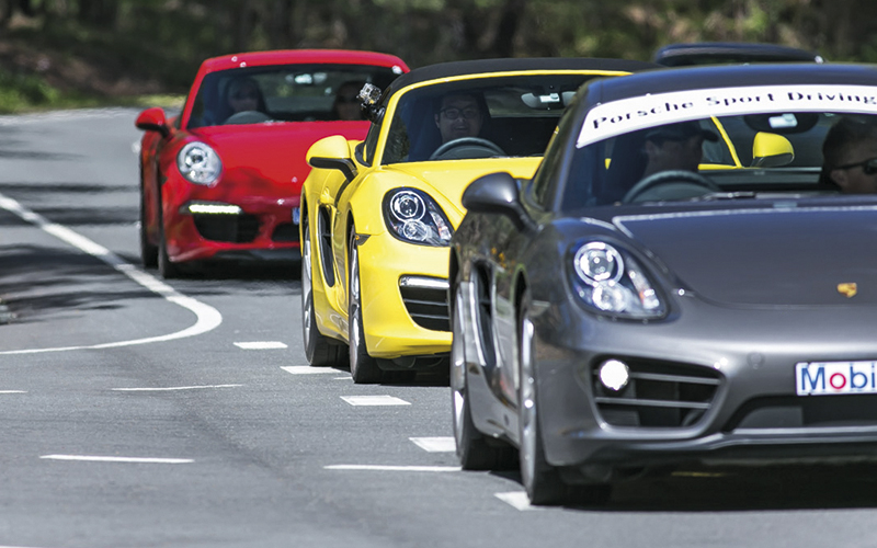 Porsche Sport Driving School Helps You Earn Your Quot Racing