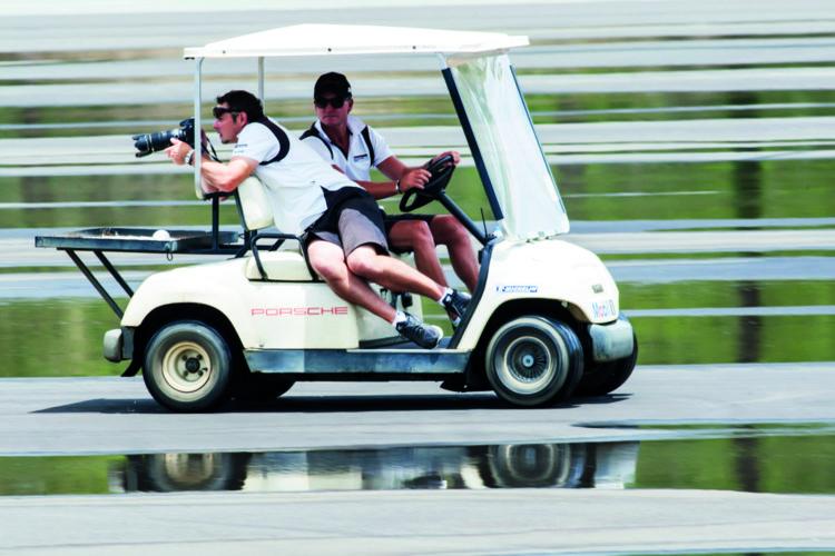 porsche-sport-driving-school-golf-cart