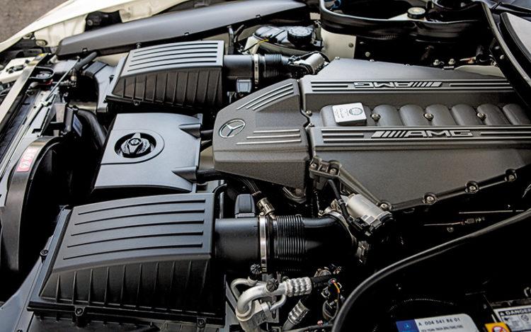 sls-amg-6.2-v8-engine