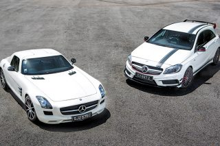 sls-amg-coupe-and-a45-amg-hatchback