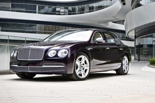 bentley-flying-spur-front-static