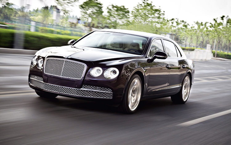 bentley-flying-spur-front-tracking