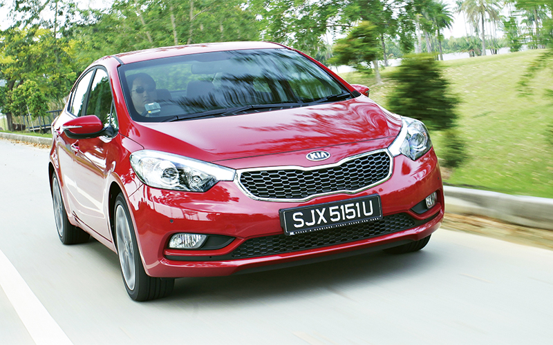 2013 Kia Forte K3 Finally Comes Of Age With Its New Design Torque