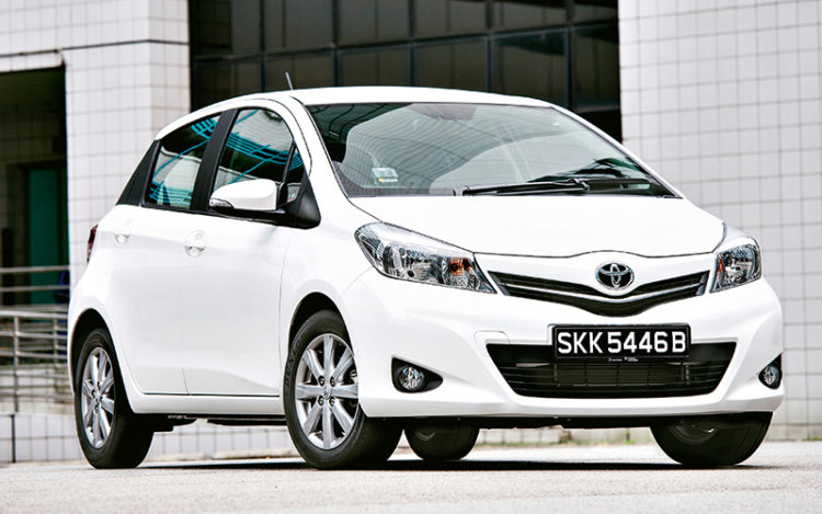Toyota Yaris is a cute and perky city runabout | Torque