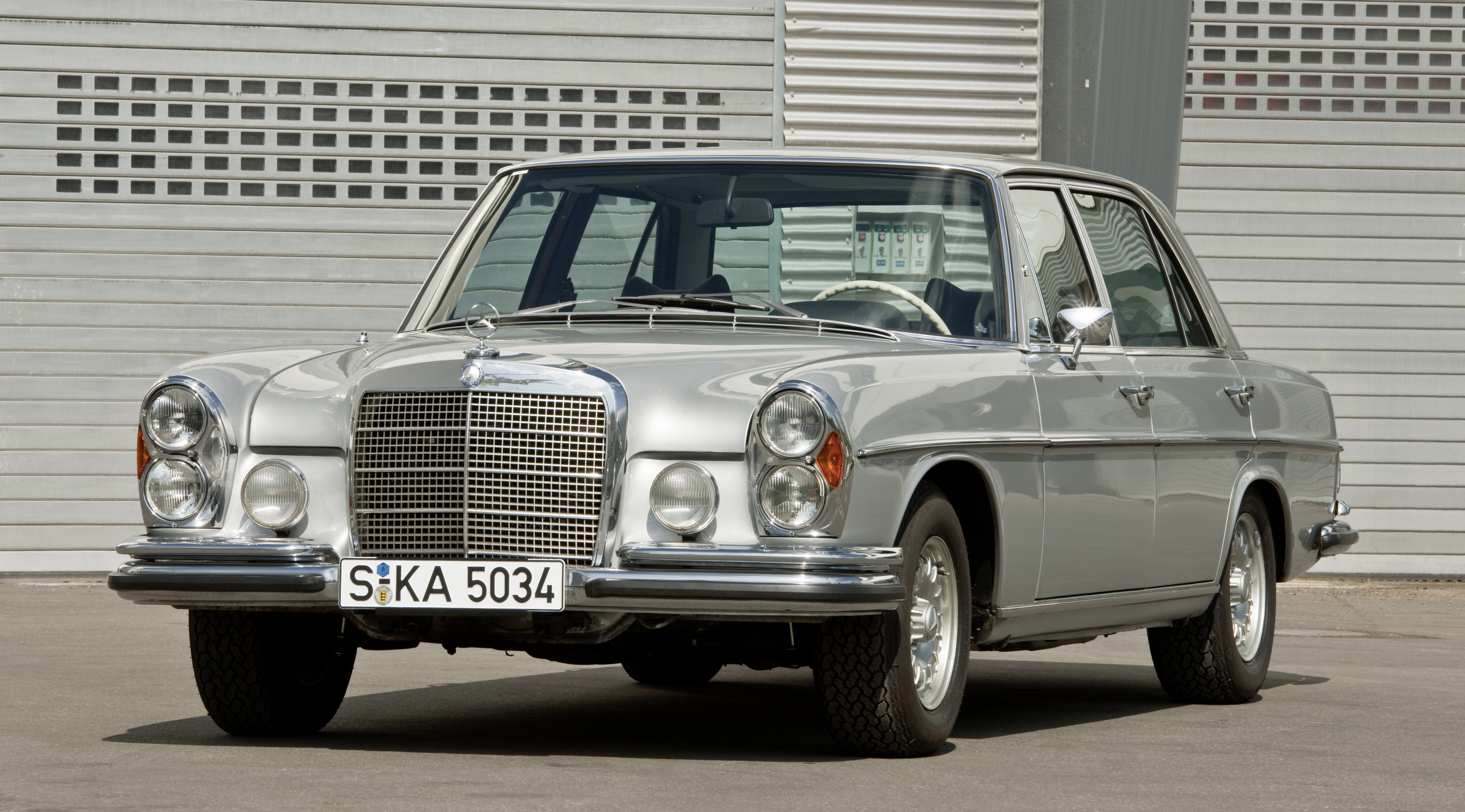 Mercedes-Benz 300 SEL 6 3 in 1968 | Torque