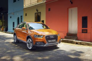 Audi Q3 is the priority Q for yuppies