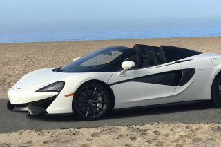 McLaren North American delivers 5000th car