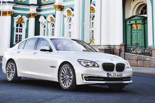 2012 BMW 750i delivers more heaven for seven