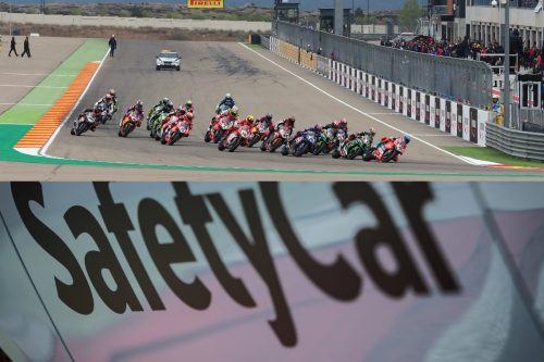 Cupra debuts as sponsor of World Superbike Championship