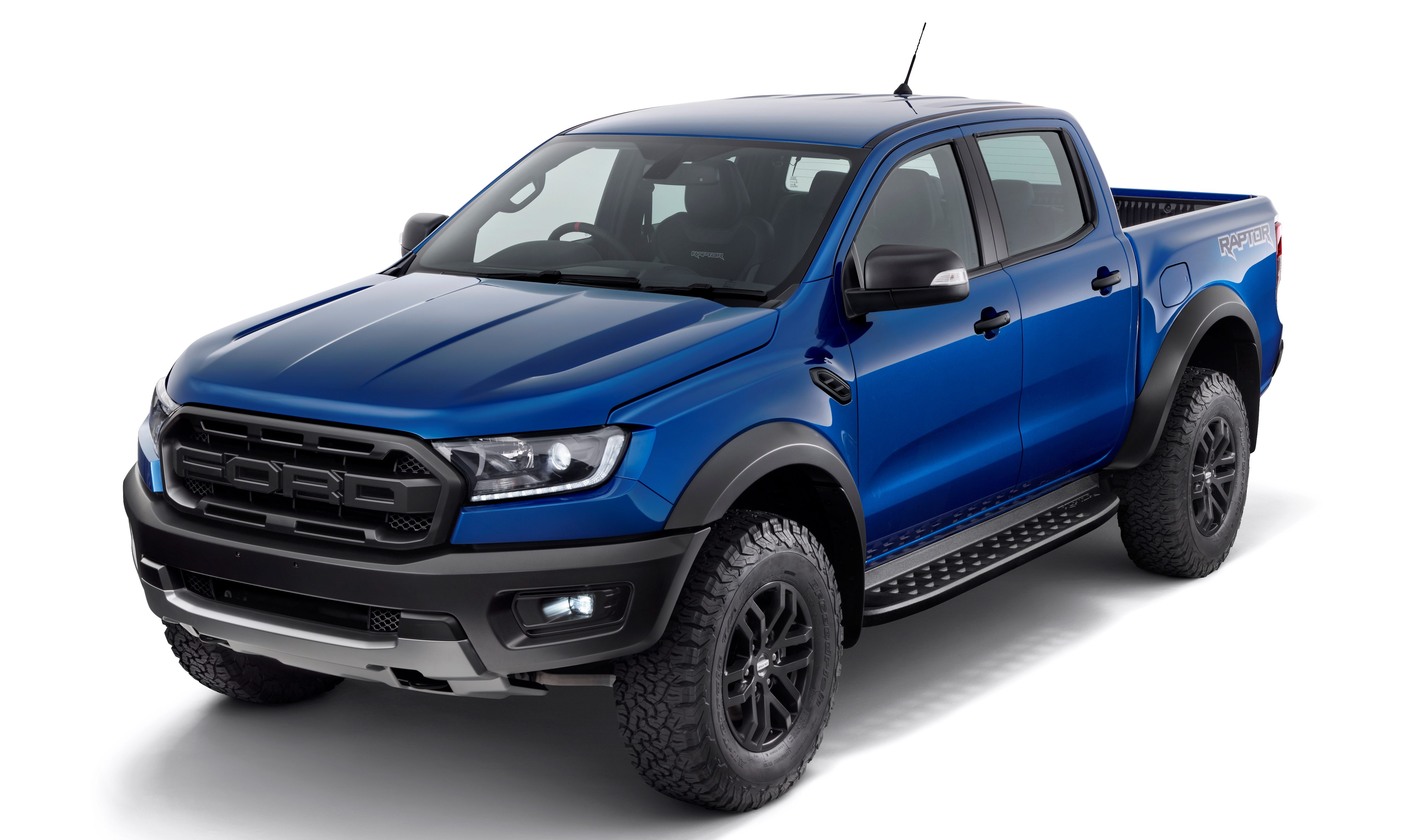 Ford Ranger Raptor is a performance pickup for Asia Pacific